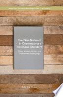 The Non-National in Contemporary American Literature