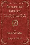 Appletons  Journal  Vol  3