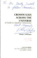 Crosswalks Across the Universe ebook