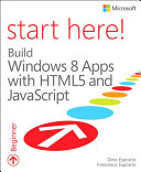 Start Here  Build Windows 8 Apps with HTML5 and JavaScript