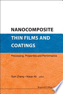 Nanocomposite Thin Films And Coatings Book PDF