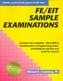 FE EIT Sample Examinations Book