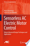 Sensorless AC Electric Motor Control