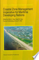 Coastal Zone Management Imperative for Maritime Developing Nations Book