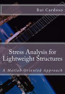 Stress Analysis for Lightweight Structures Book