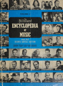 The Billboard Encyclopedia of Music