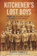 Kitchener's Lost Boys