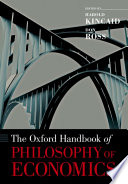 The Oxford Handbook of Philosophy of Economics