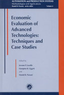 Economic Evaluation of Advance Technologies