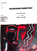 State of Wisconsin Telephone Directory