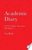 Academic Diary