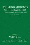 Assisting Students With Disabilities Book PDF