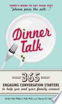 Dinner Talk Book PDF