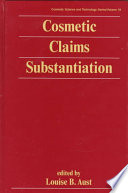 Cosmetic Claims Substantiation Book