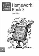 Collins Primary Literacy    Homework Book 3 Book