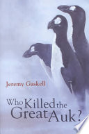 Who Killed The Great Auk