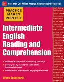 Practice Makes Perfect Intermediate ESL Reading and Comprehension (EBOOK) [Pdf/ePub] eBook