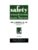 Safety in Petroleum Refining and Related Industries