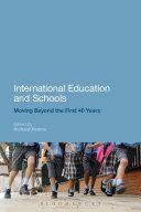 International Education and Schools