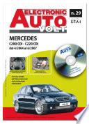 Manuale di riparazione Elettronica Mercedes Classe C (W203) C200 e C220 CDI - EAV29.epub
