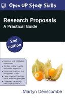 Ebook  Research Proposals 2e