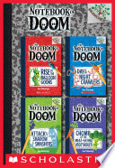The Notebook of Doom Collection: