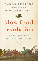 Slow Food Revolution Book PDF