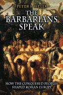 Pdf The Barbarians Speak
