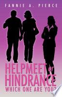 Helpmeet Or Hindrance