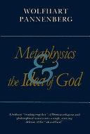 Metaphysics and the Idea of God
