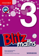 Books - Blitz Mental Maths English Grade 3 Workbook | ISBN 9780190401313