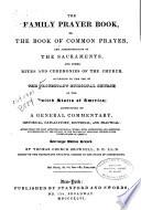 Family Prayer Book Book