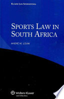 Sports Law in South Africa