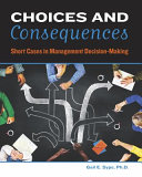 Choices and Consequences Book