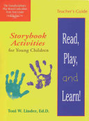 Teacher s Guide for Read  Play  and Learn