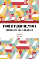 Protest Public Relations Book