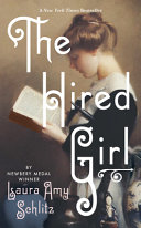 The Hired Girl banner backdrop