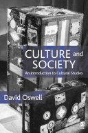 Culture and Society Pdf/ePub eBook