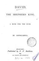 David the shepherd king Book