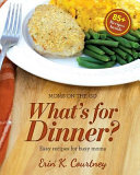 What s for Dinner  Book PDF