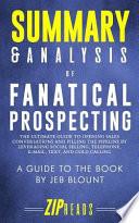 Summary & Analysis of Fanatical Prospecting