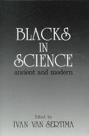 Blacks in Science