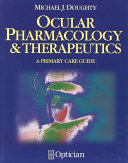 Ocular Pharmacology and Therapeutics Book