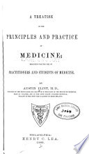 A Treatise on the principles and practice of medicine