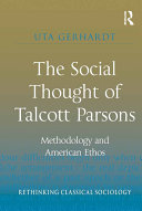 Pdf The Social Thought of Talcott Parsons Telecharger