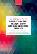 An Introduction to Population level Prevention of Non Communicable Diseases