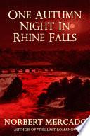 One Autumn Night In Rhine Falls Book