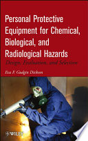 Personal Protective Equipment for Chemical  Biological  and Radiological Hazards