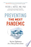 Preventing the Next Pandemic Book
