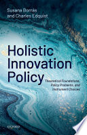 Holistic Innovation Policy